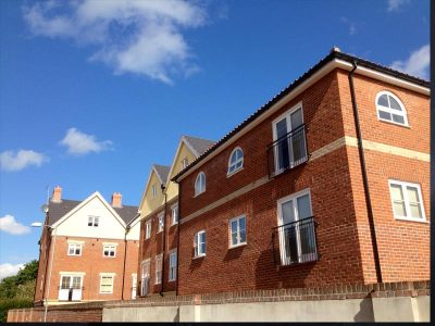 LGS residential housing from Vision Built