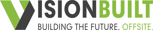 Vision Built UK and Ireland Retina Logo